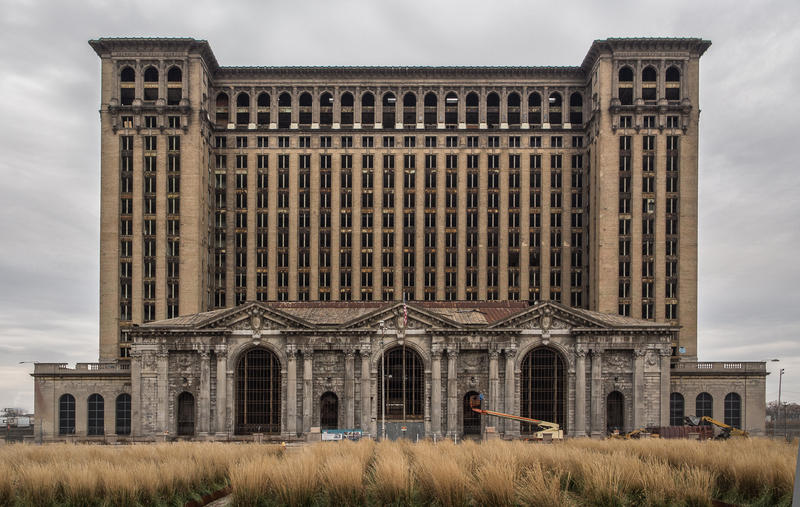 Central Station in Detroit