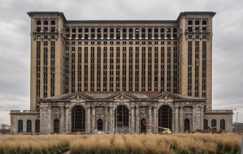 Central Station in Detroit