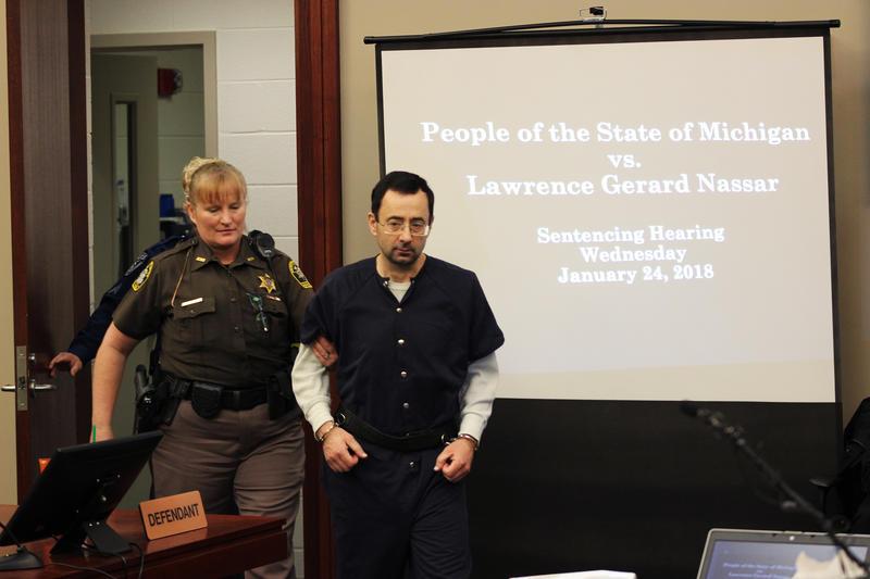 Larry Nassar Sentencing Trial