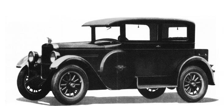 """By 1923, they had sold about 6,000 automobiles, but things started to go downhill, and things tapered off, and it wasn't as successful as they had hoped it would be,"" Ostrander said."