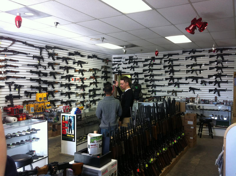 A gun store owner sets the record straight on AR-15s. (Picture is not from Firing Line)
