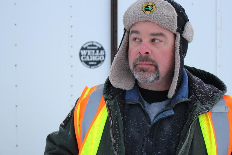Tim Cwalinski is a senior fisheries biologist with the Michigan Department of Natural Resources.
