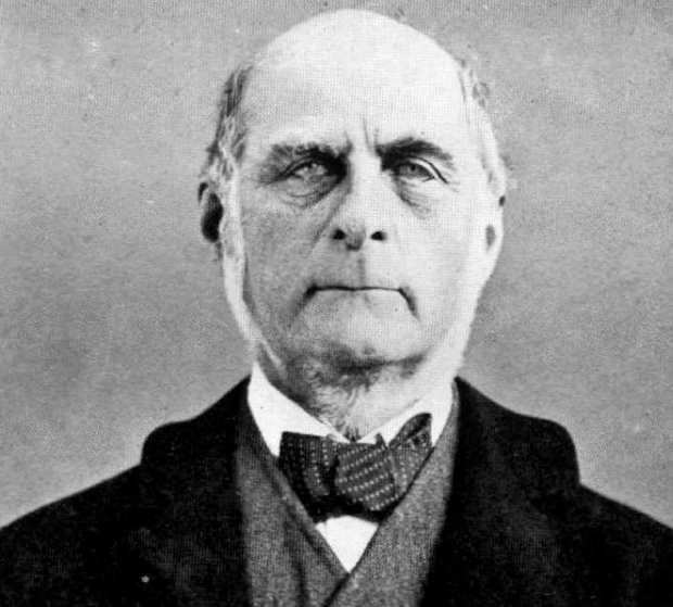Sir Francis Galton in 1893