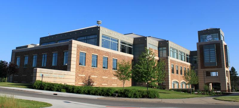 T.Halle Library, Eastern Michigan University