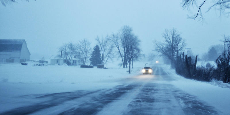 Why does Michigan use so much rock salt on its roads?