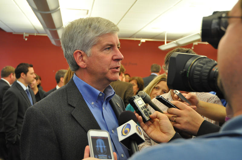 "Governor Rick Snyder has proposed a ""Marshall Plan for Talent,"" which would spend $100 million for job training for hundreds of thousands of workers."