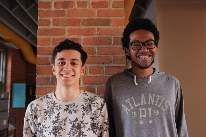 Zachariah Farah and Michael Goldman-Brown, Jr.