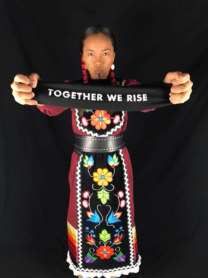 Autumn Peltier will address the United Nations on water resources.