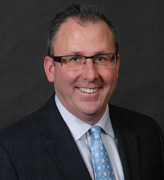 portrait of Brian Kischnick