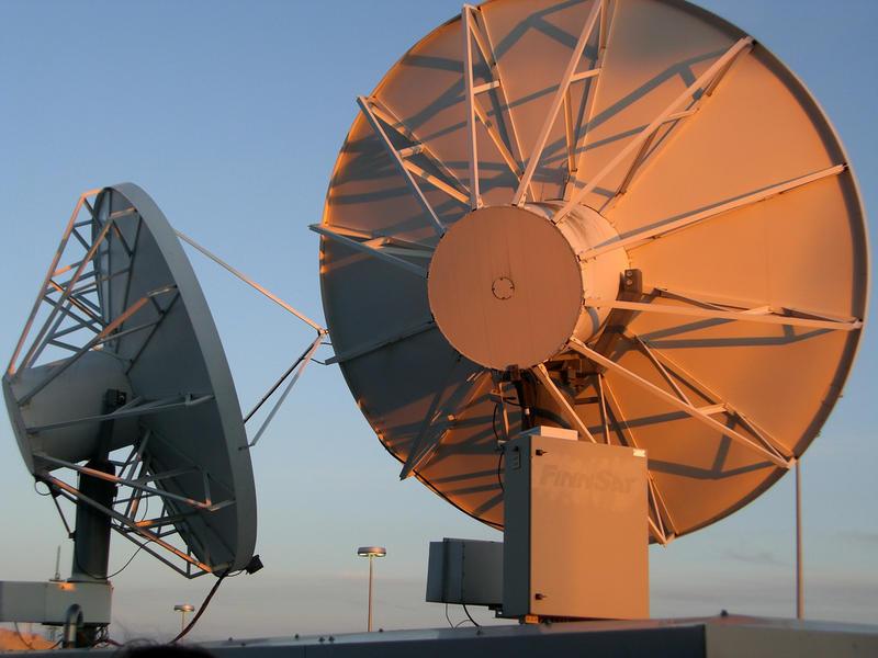 broadcast satellites