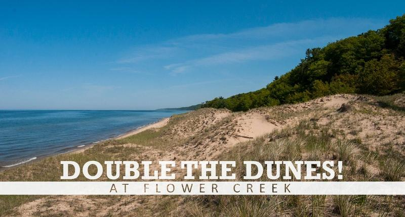 Flower Creek Dunes Addition Complete