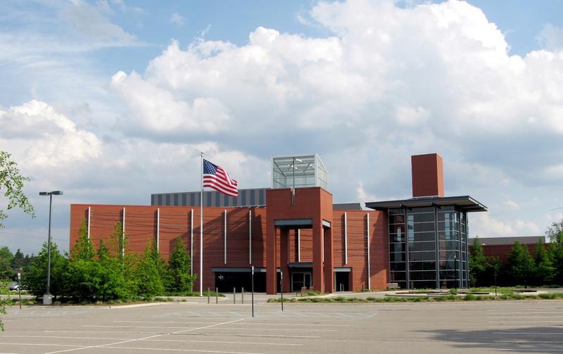 The Holocaust Memorial Center in Farmington Hills