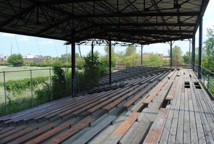 Hamtramck Stadium today