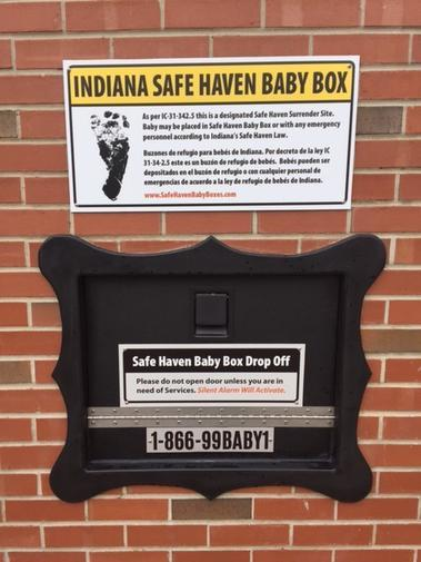 "Legislation that allows parents to surrender their children to secured ""baby boxes"" has passed in Michigan's House."