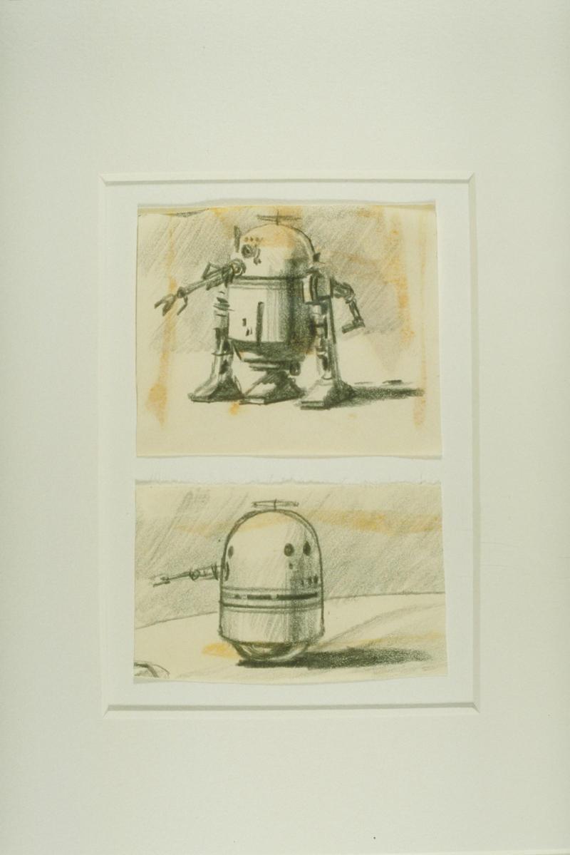 R2-D2 Concept Art