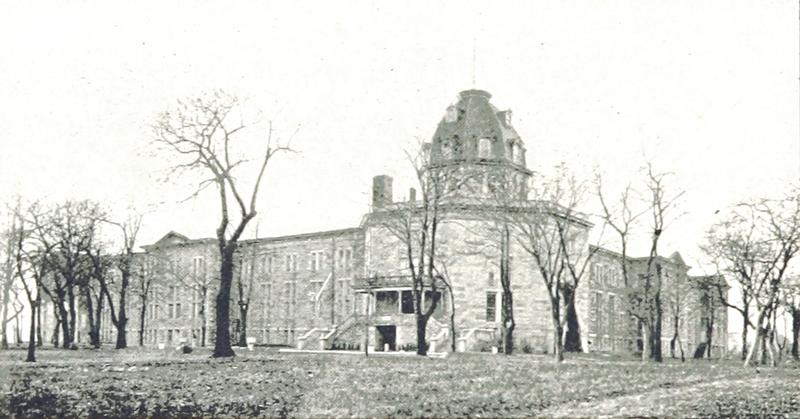 New York City's Asylum for the Insane on Blackwell's Island