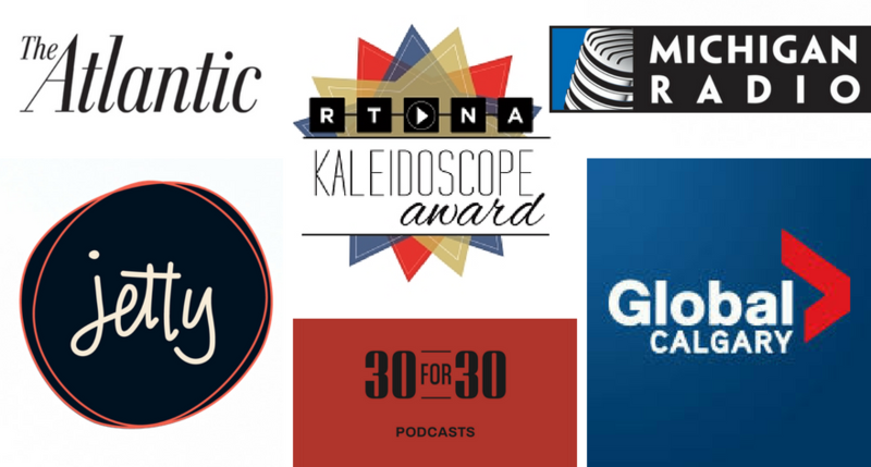 2018 national Kaleidoscope Award winners