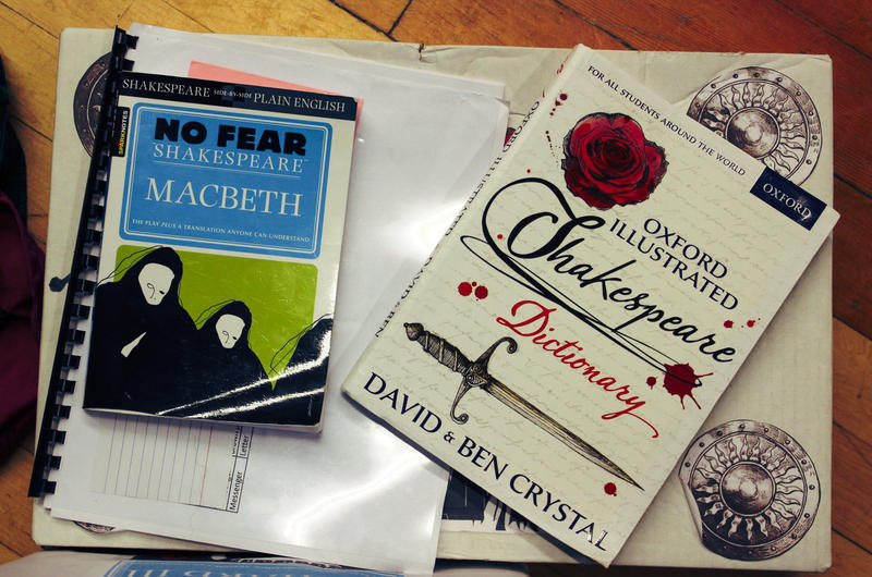 Women at Huron Valley Correctional will perform Macbeth in three performances this month.
