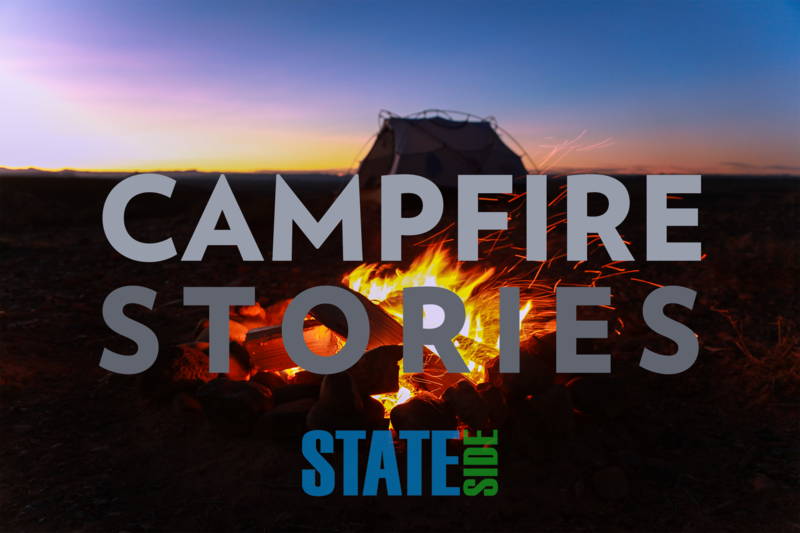 Campfire logo for Campfire Stories series