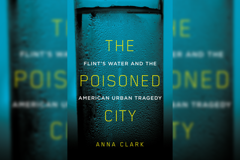 cover of the poisoned city