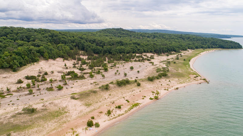 Woollam Nature Preserve in Harbor Springs