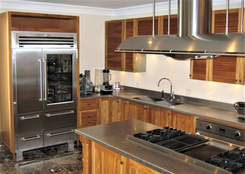 Fidler Furniture Company is best known for it's cooking hoods and countertops.