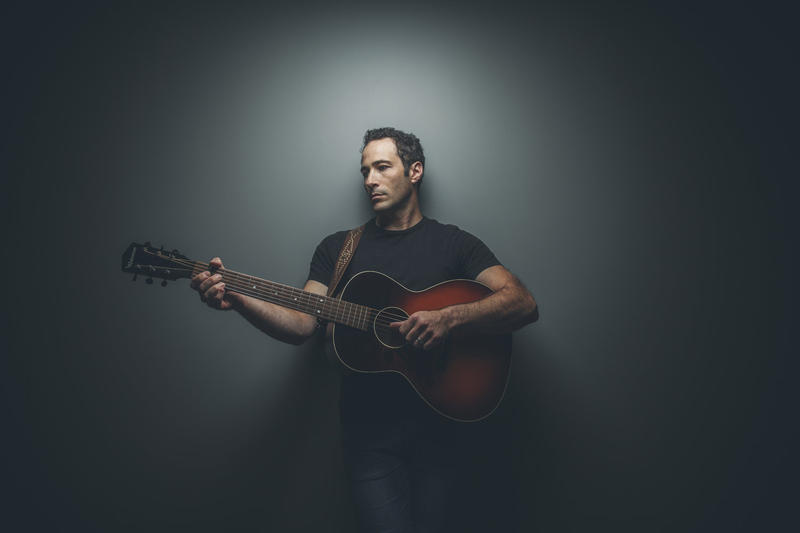 "Joshua Davis' EP, ""Secondhand,"" was released in July."