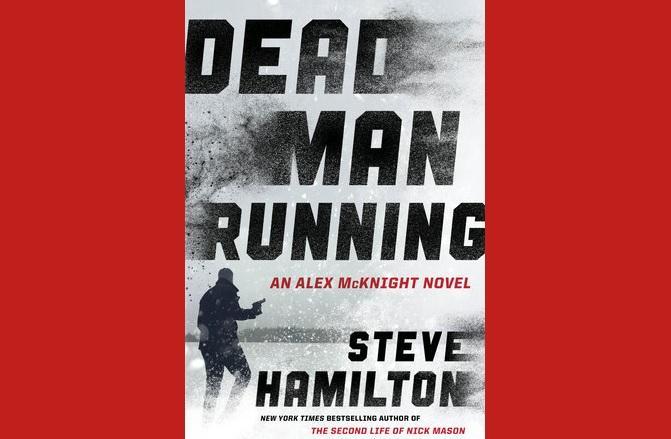 dead man running book cover