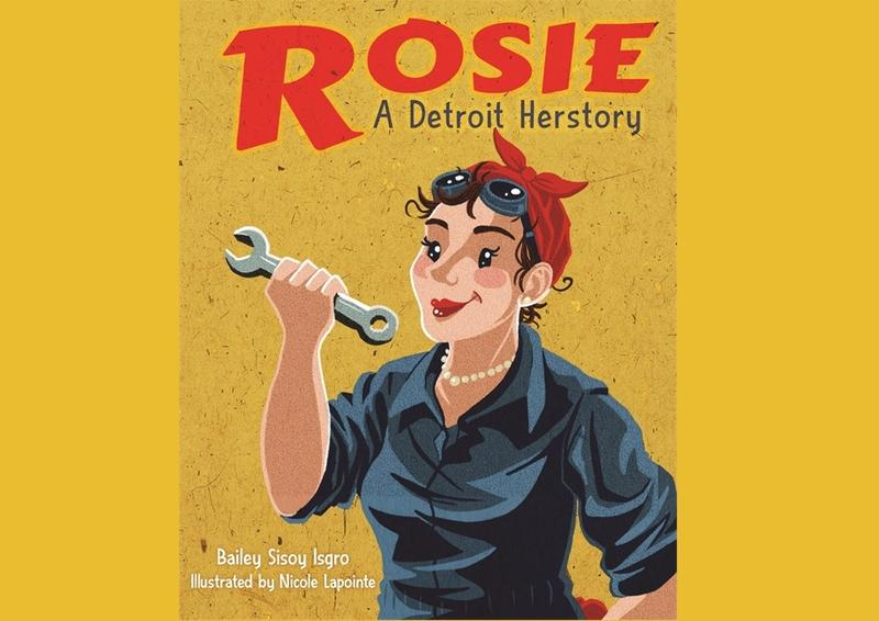 cover of Rosie: a Detroit herstory