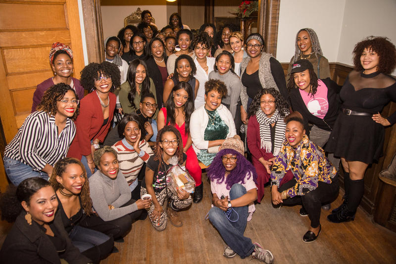 Dear Black Women is a movement started by and for black women
