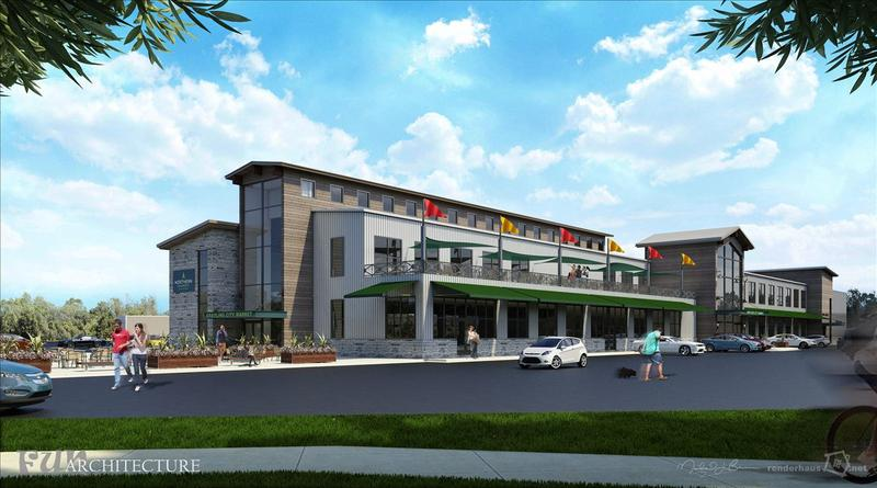 Proposed Northern Market in Grayling, Michigan