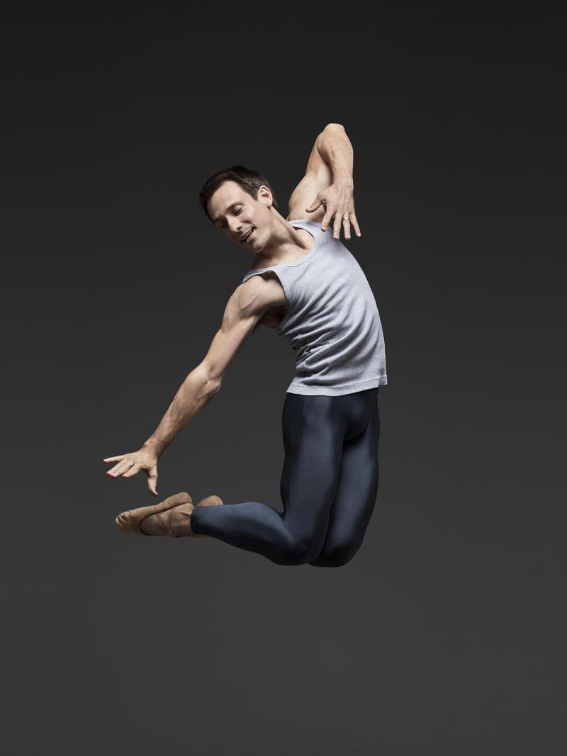 James Sofranko dancing