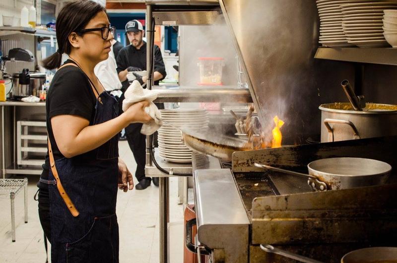 dorothy hernandez cooking