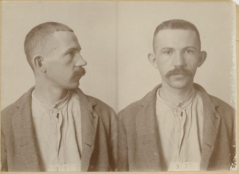Reimund Holzhey mugshot