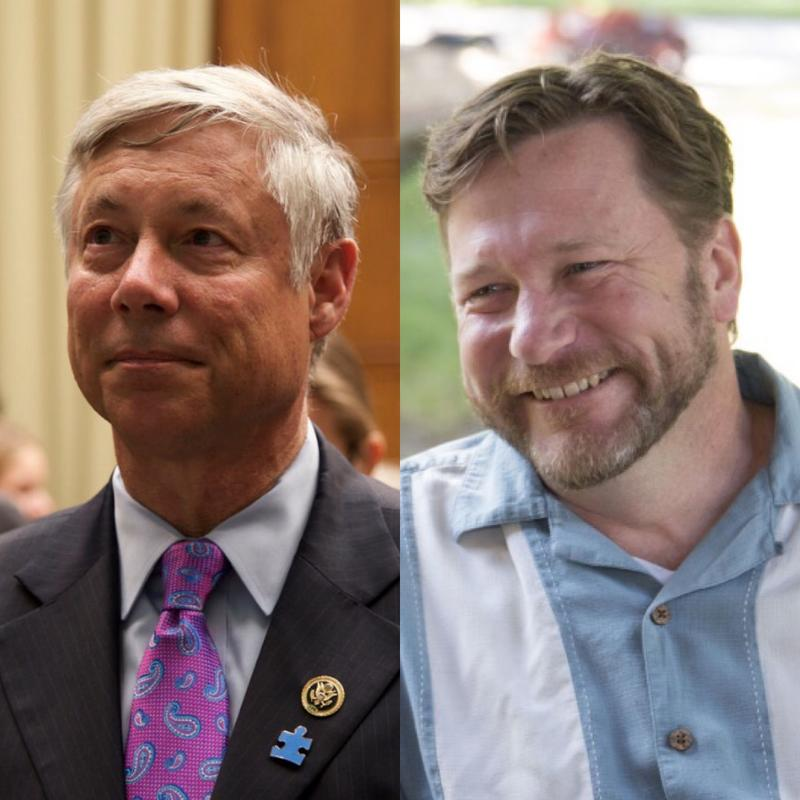 Fred Upton (left) and Matt Longjohn (right)