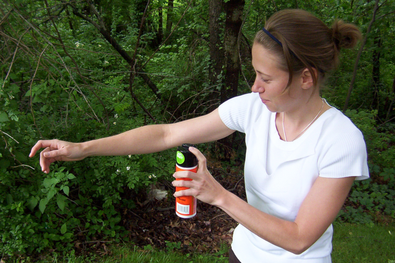 Poliovirus and West Nile virus may sometimes lead to AFM, so mosquito repellent may prevent the disease.