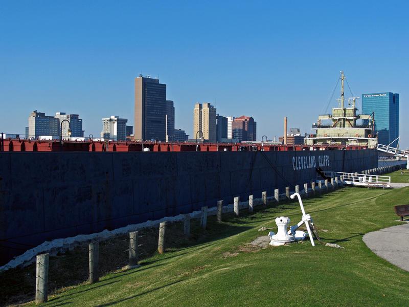 iron ore freighter
