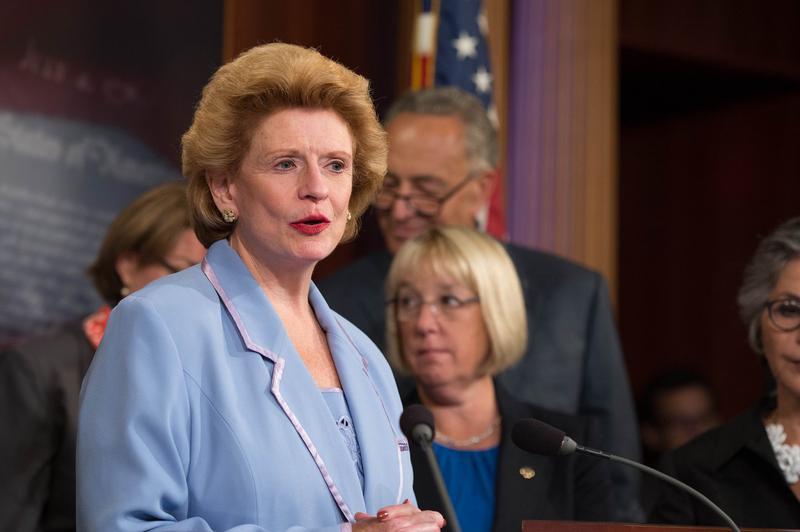 U.S. Semator Debbie Stabenow