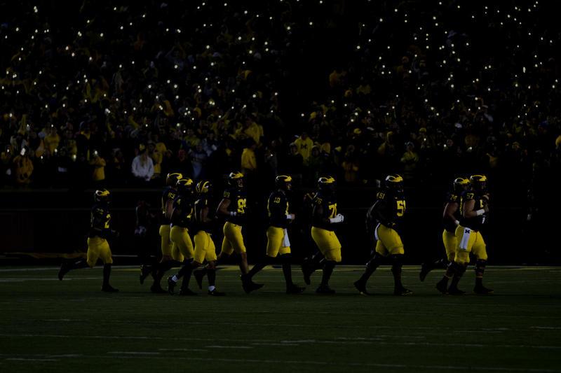 Michigan v. Penn State