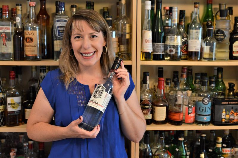 Tammy Coxen says she rarely uses vodka because it doesn't add any flavor to a cocktail. But sometimes that's good.