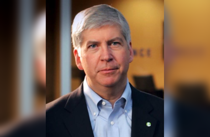 After serving as Michigan's governor for nearly eight years, Rick Snyder is preparing to leave the office. Gretchen Whitmer will take over for him beginning in January.