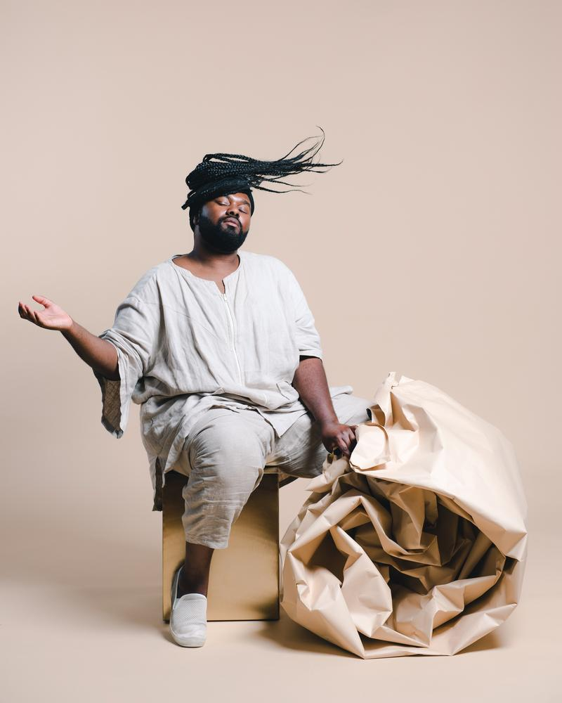 """Flint musician Tunde Olaniran recently released his second album, """"Stranger,"""" which was recorded and produced in Detroit."""