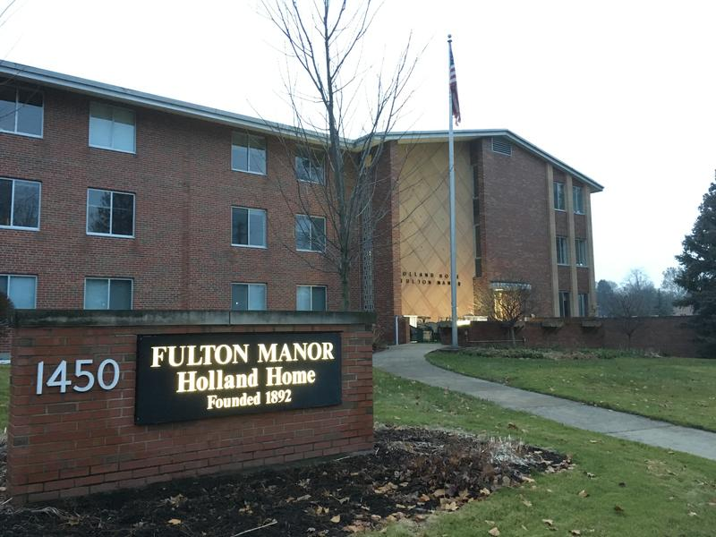 This former nursing home will become an emergency housing shelter for families in Grand Rapids in 2019.