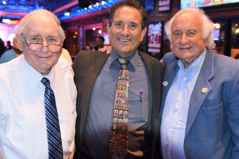Carl Levin, Andy Levin, Sander Levin