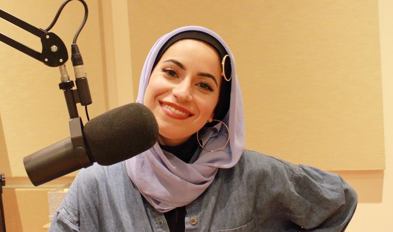 Rapper Mona Haydar
