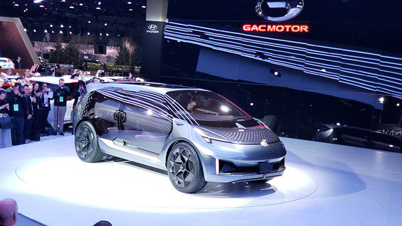 Highlights From The 2019 North American International Auto Show