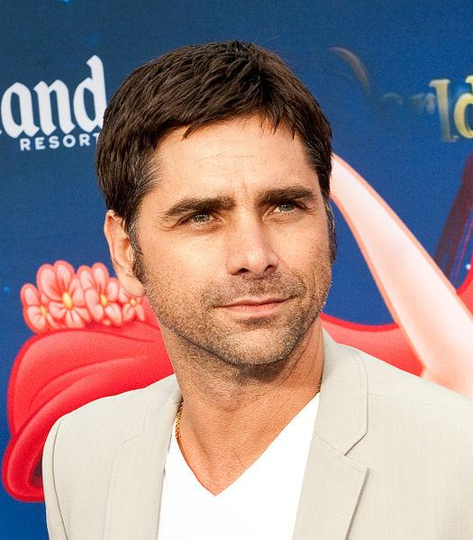 John Stamos. A Michigan pair tried to blackmail the actor.