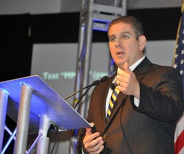 Lansing Mayor Virg Bernero.