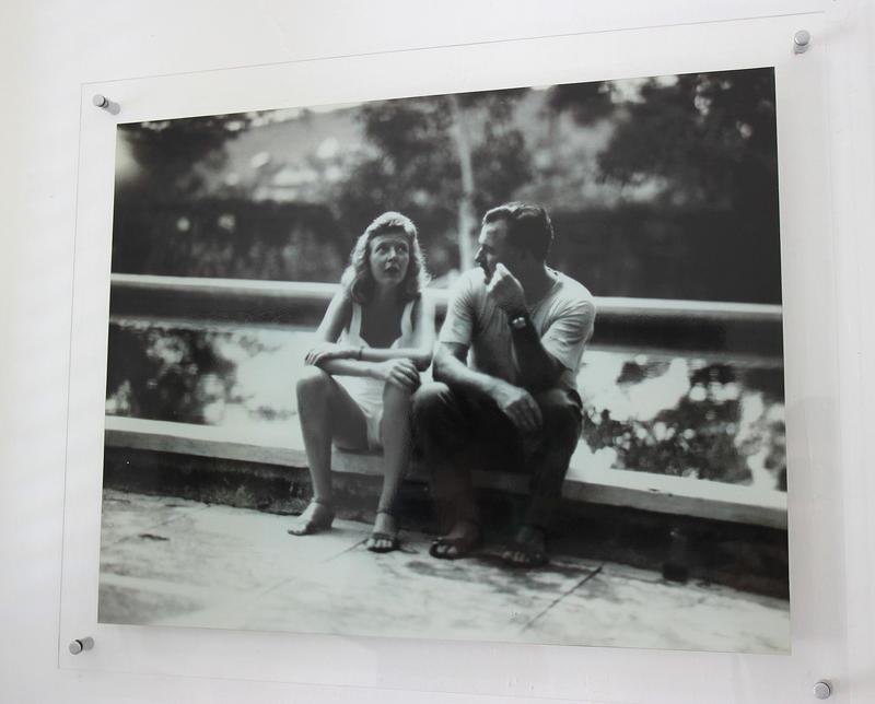 Martha Gellhorn and Ernest Heminway.