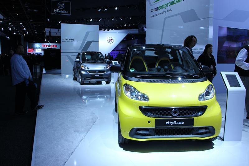 Smart Cars.